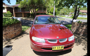 1999 Holden Commodore Sedan Olympic Belrose Warringah Area Preview