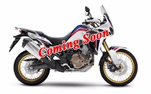 2017 Honda CRF1000 Africa Twin Let the true adventure begin!