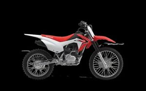 2018 Honda CRF125FB CALL US FOR THIS MONTHS SPECIAL OFFER! CRF12