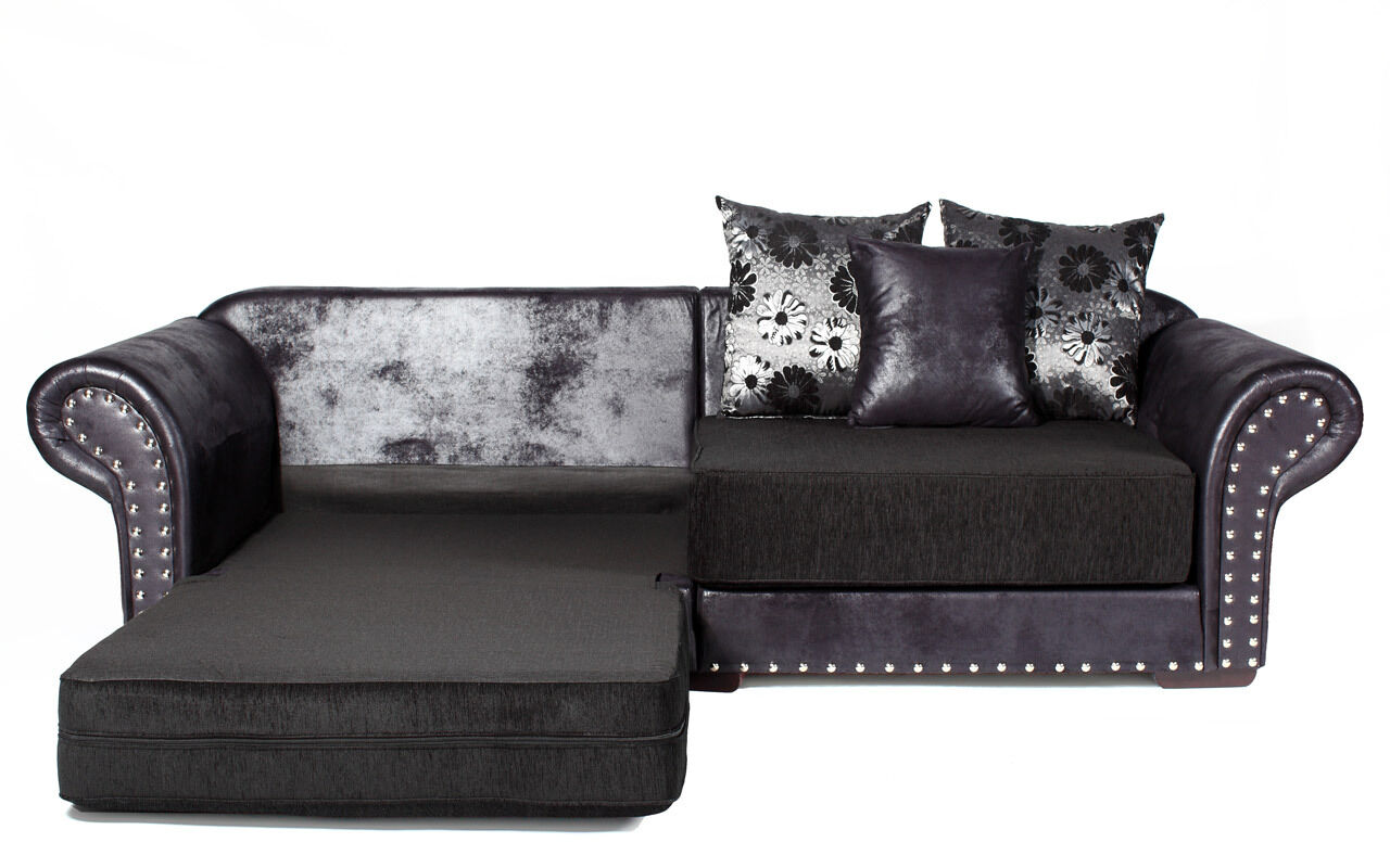 couch big sofa hawana 3 mit schlaffunktion kolonialstil. Black Bedroom Furniture Sets. Home Design Ideas