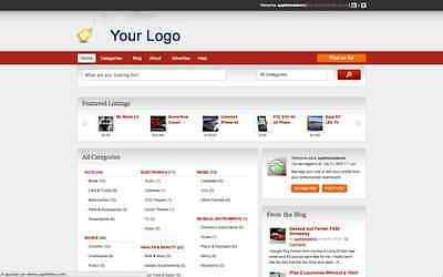 Professional Classifieds Directory Website 1 Year Free Hosting