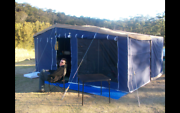 Billabong camper trailer Marks Point Lake Macquarie Area Preview