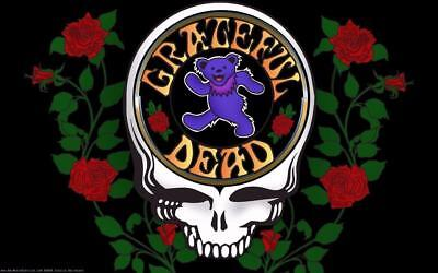 grateful dead 3x5 flag solar usa jeffy