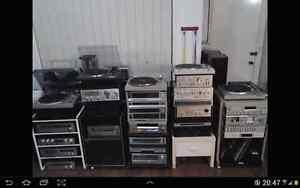 VINTAGE Hi-Fi  SALE  -huge range of gear & everything  must go ! Everton Park Brisbane North West Preview