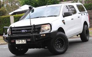 2012 Ford Ranger UTE 3.2 TURBO DIESEL ARB BAR CANOPY REGO & RWC Southport Gold Coast City Preview