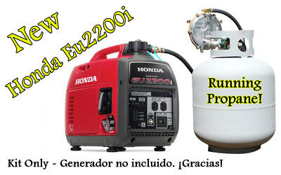 ** NEW Honda EU2200i Propane Generator Conversion Kit **