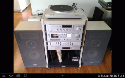 High quality STEREO HI-Fi & RECORD PLAYERS -PH ******0898