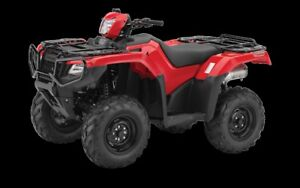 "2019 Honda TRX500FM6 RUBICON IRS EPS ***""DEALER MAY SELL FOR LES"