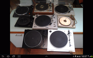 RECORD PLAYERS professionally REPAIRED, SERVICED or FOR SALE Everton Park Brisbane North West Preview