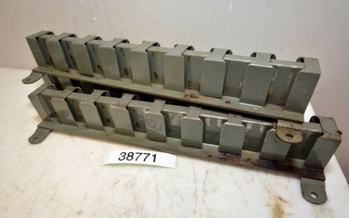 (3) Sunnen SL-30 Mandrel Racks and 2 Drain Pans (Inv.38771)