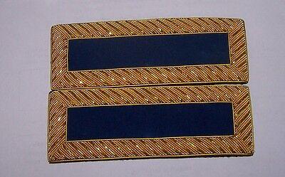Blank Staff Officer Army Uniform Union Rank Army Boards Straps Civil War - Union Officer Uniform