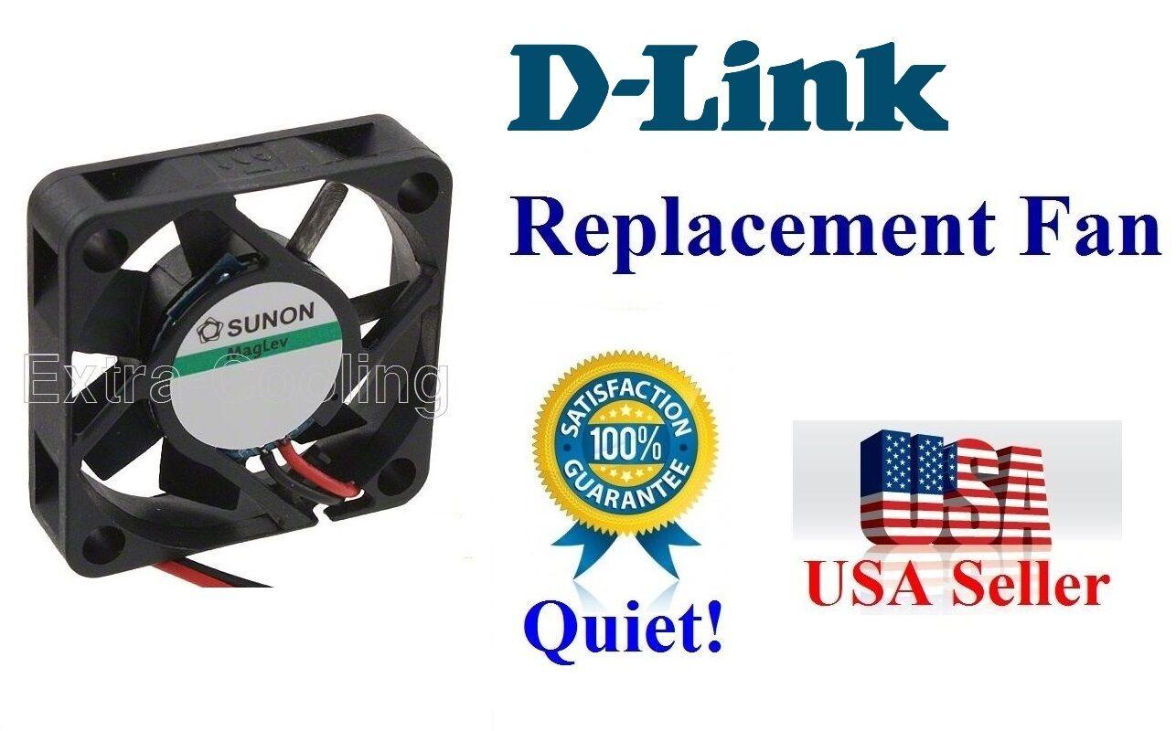 D Link Des 1024r Replacement Fan 1x Sunon Wundr Shop 19800009 Ts19 Test Set Open Circuit Testing Short Ebay