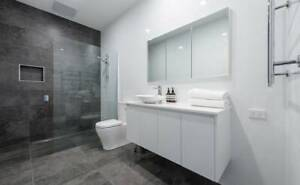 Quote for new bathroom fittings