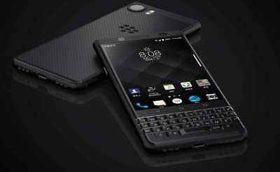 - BlackBerry KEYone BBB100-4 Unlocked 64GB 4GB RAM -Chinese OS w/ Google Playstore