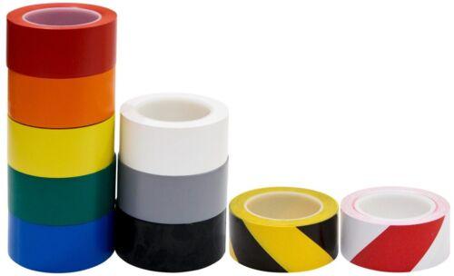 "SKmax Vinyl Floor Safety Marking Tape(OSHA), 2""x36 yds, 6Mil, PVC (1Roll)"