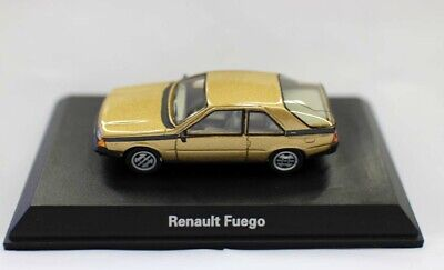 Best of Show BOS 1/87 Renault Fuego resin car model for collection HO Scale