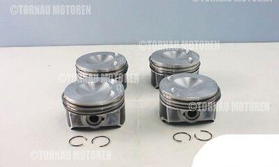 Kolben Set 83,01mm Übermaß (0,50mm) Audi Seat Skoda VW 2.0 TFSI CCZA CDNA piston