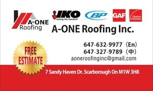A-ONE ROOFING - BEST PRICE & SERVICE IN THE MARKET!!!!