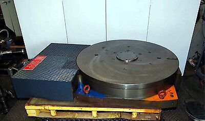 Walters Rotary Table 43.5 In. Diameter Inv.19486