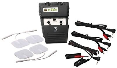 Zeus Electrosex Powerbox Beginner E-STIM Electrical Impulse Box Pleasure Kit New