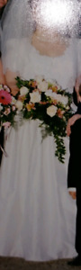 Alfred Angelo Wedding Gown Size 12