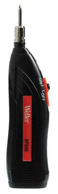 Weller Bp645 Battery Powered Portable Soldering Iron W Bonus 6 Watts 4.5 Volts