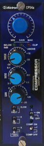 500 series Preamp + Compressor