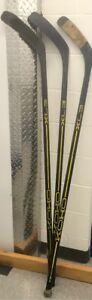 KOHO XL 3 Vintage Composite Hockey Stick Oval Shaft RARE 1980's