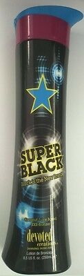 Devoted Creations Super Black Xxx Bronzer Tanning Bed Lotion