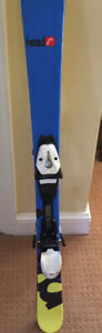 Head Skis 117 for Youth