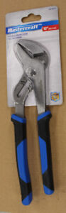 """Mastercraft Pipe Wrench Tongue & Groove Pliers 10"""""""