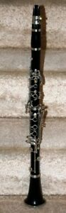 Yamaha Clarinet Made In Japan With Case Ready To Use. Great Cond