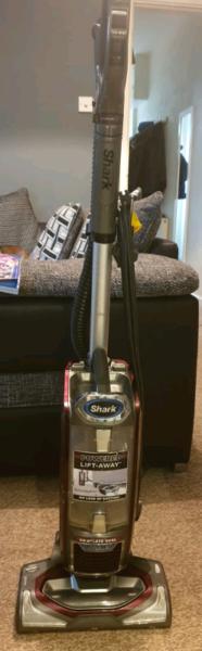 Shark power lift away vacuum  for sale  Poole, Dorset