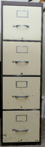 4-drawer Filing Cabinet