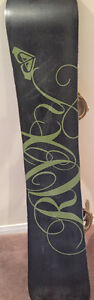 Roxy Ally Snowboard - boots, bindings and bag included West Island Greater Montréal image 7