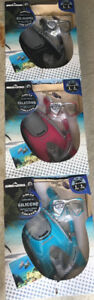 3 Sea Doo Adult Snorkeling sets - all Size Small/Medium