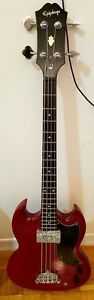 Guitar bass like new just $69 with cover