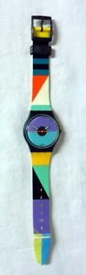 1987 Catherine Point Swatch Watch