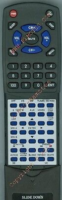 Replacement Remote For Nad C375bee, C326bee, C165bee, C42...