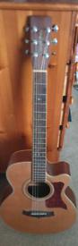 Tanglewood electro acousing 3/4 size guitar