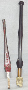 VINTAGE GLASS CUTTERS, EACH