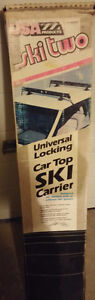Rooftop Ski Rack Carrier - in Crowsnest Pass