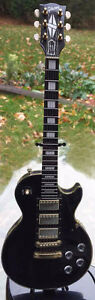 telephone replica of a 1957 Gibson Les Paul + amp $250