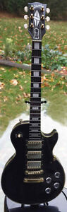 Gibson Les Paul Custom & Epiphone Amp Telephone