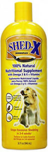 Shed Control 100-Percent Natural Nutritional Supplement for Dogs