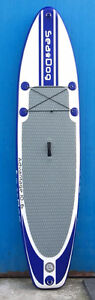 """10'-6"""" Inflatable Stand Up Paddle Board & Accessories (iSUP)"""
