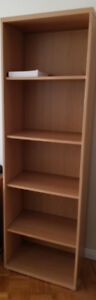 Ikea Bookshelf (Birch)
