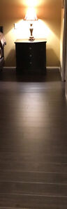 Beautiful laminated wooden flooring 13 boxes brand New
