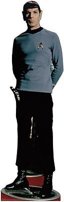 Classic Spock Star Trek Lifesize Standup Standee Cardboard Cutout Poster #87