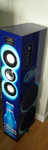 Bud Light sound system. Amazing item and Excellent sound